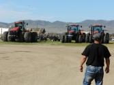Gospodarstwo rolne dzierżawione przez Kanadyjczyków