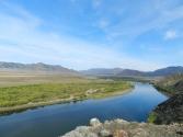 Górny odcinek rzeki Eg