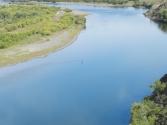 Rzeka już jest szersza