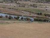 Nasz obóz nad rzeką Herlen