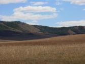 Żyzny Chentej, region inny niż reszta Mongolii, bogaty w lasy i pola uprawne