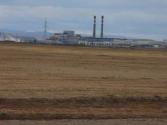 Miasta przemysłowe otaczają Ułan-Bator. Mongolia, Chentej 2010