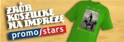 Koszulki, odzież reklamowa