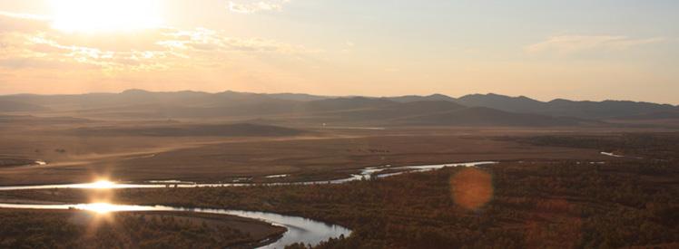 Mongolia przepiękna kraina