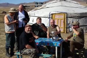 28 IX 2009 Selenge wyprawa do Mongolii