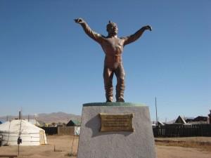 3 X 2009 wyprawa do Mongolii