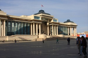 5 X 2009 wyprawa do Mongolii