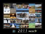 Kalendarz na rok 2011 z wyprawy do Mongolii
