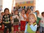Przedszkole na Pustyni Gobi w Mongolii