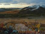 Krajobrazy Mongolii Chentej 2010