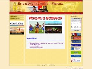 Ambasada Mongolii w Polsce