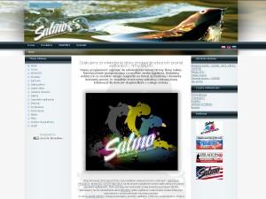 SALMO – producent sztucznych przynęt wędkarskich