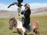 Golden Eagle Festiwal polowanie z orłem na wilki