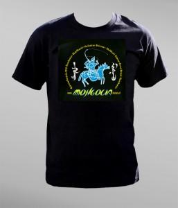 T-shirt na wyprawę Chentej 2010
