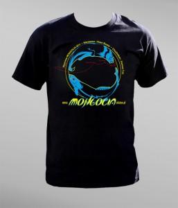 Koszulka na wyprawę do Mongolii 2011