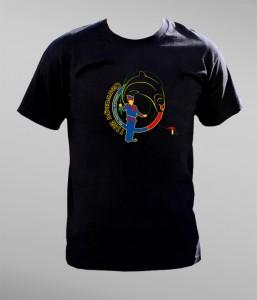 T-shirt na wyprawę wędkarską Czawanga 2011