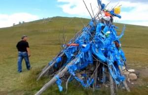 Klip z wyprawy do Mongolii Changaj 2012